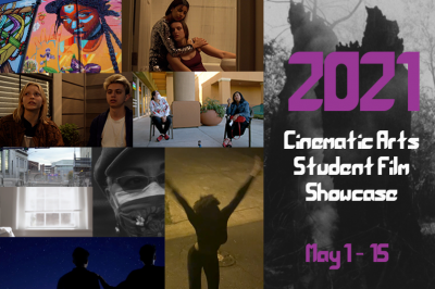 2021 Cinematic Arts Student Film Showcase