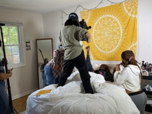 Student Filmmakers Seize the Moment as Industry Adapts
