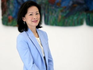 Yng-Ru Chen '01 on Why She Opened Praise Shadows Art Gallery